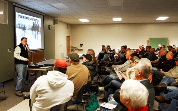040914 deer management meeting