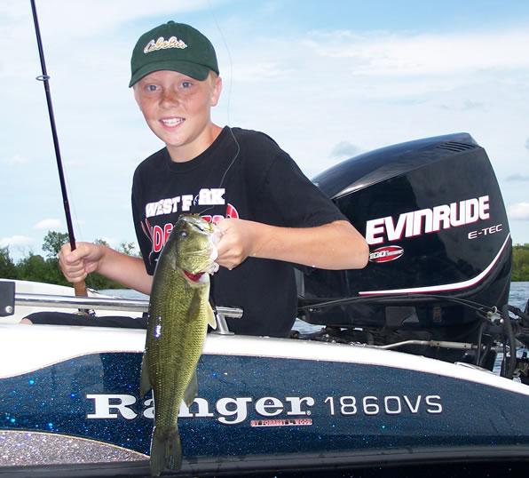 Shallow Bass Fishing