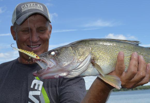 Fishing August Alexandria