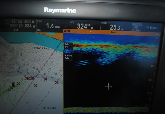 Fishing Sonar
