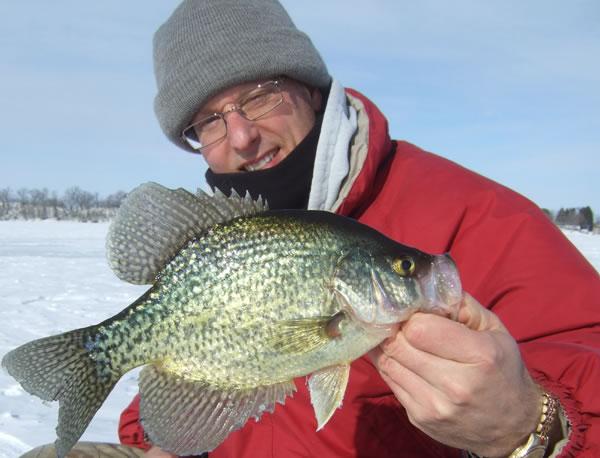 Sharing Fishing Success