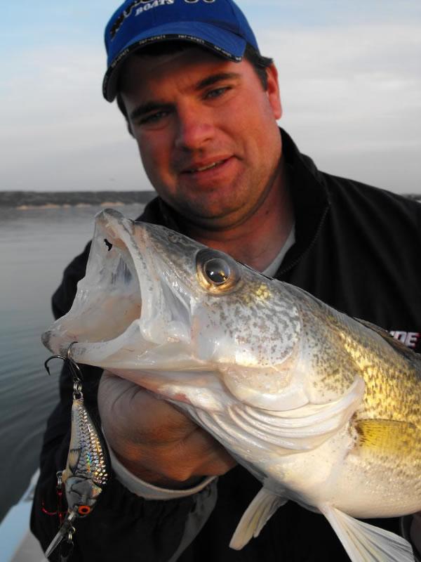 Fishing Walleyes on Flats