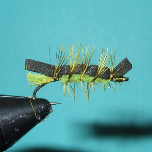 Tying Foam Flies