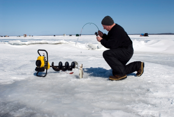 Ice Fishing – Significant Trip Tips