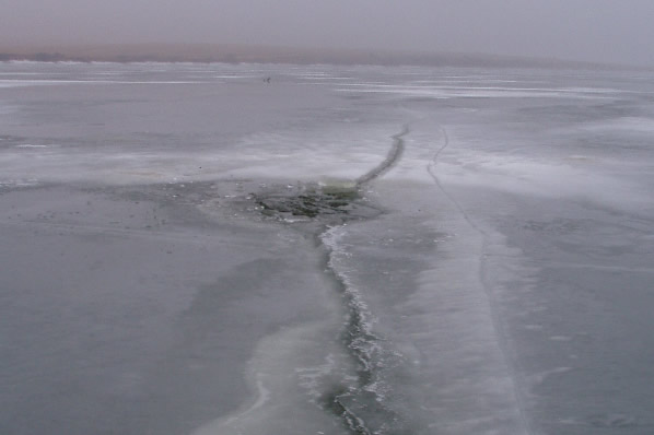 Ice safety tips are important to know before ice fishing