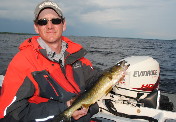 Kabetogama Lake Walleye