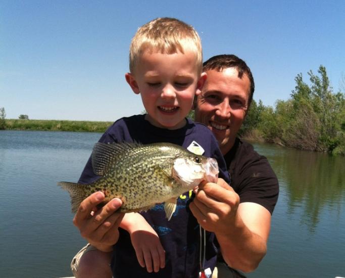 Keep It Simple Keep It Fresh – Kids Fishing