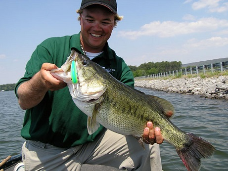 May Means Crankbaits On The Tennessee River Chain