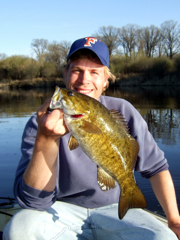 Smallmouth Bass Jigs