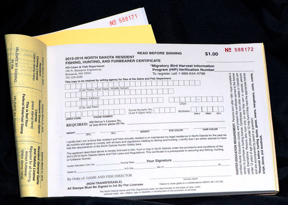 Paper License