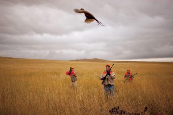 Legendary hunting awaits you in North Dakota