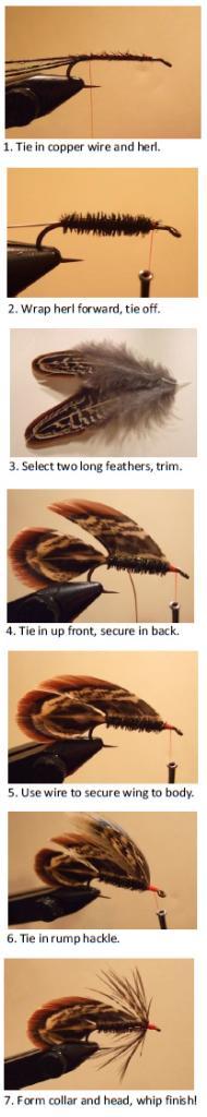 Pheasant Matuka