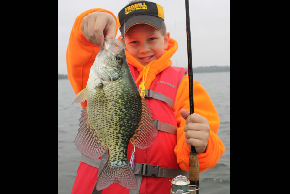 Slip Bobbers for Crappies