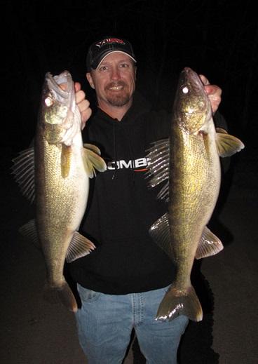 Walleye Opener – Minnesota 'Eyes in Shallow Water