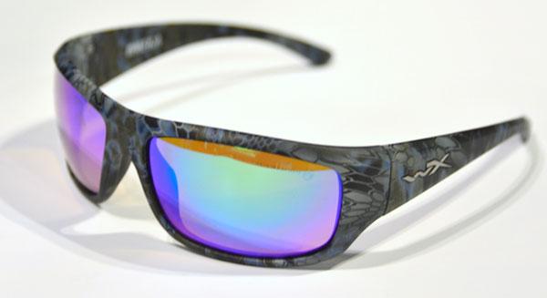 Wiley X Omega Kryptek Neptune: Best Polarized Sunglasses