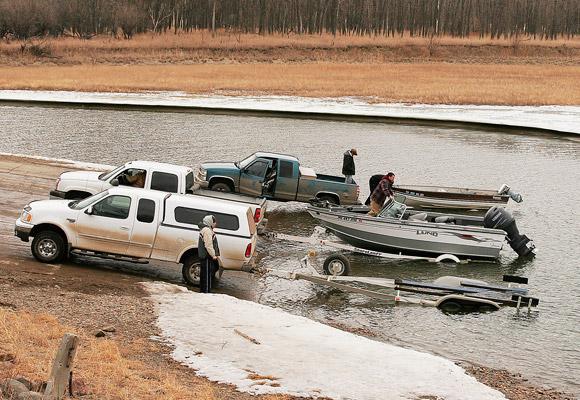 Winter Boat Maintenance